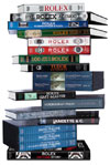 Watch Books: We are the Author/Publisher of The Rolex Report, as well as offering dozens of other watch-related publications.
