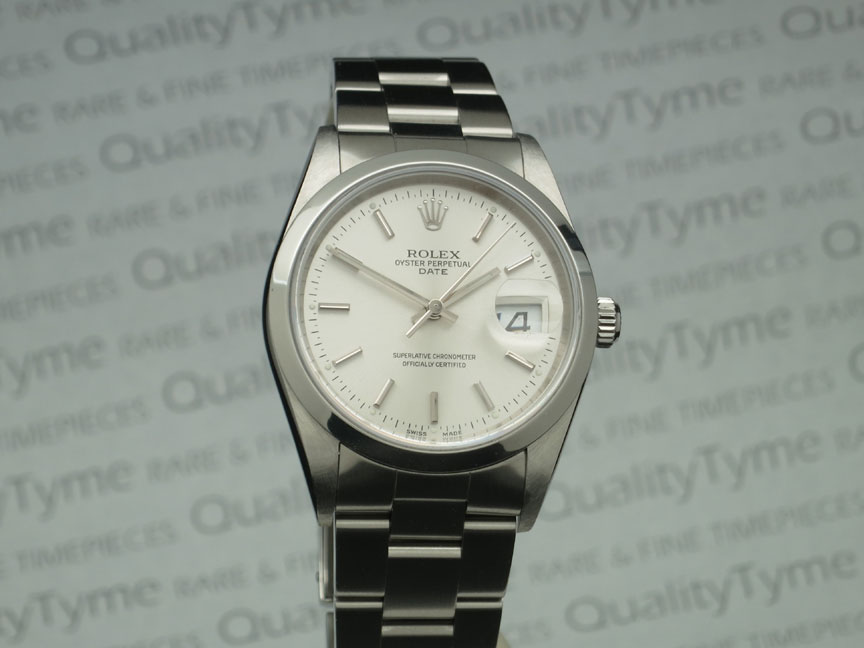 Watches For Sale 2003 Rolex Oyster Perpetual Date