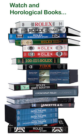 We offer a huge selection of Watch & Horological books...